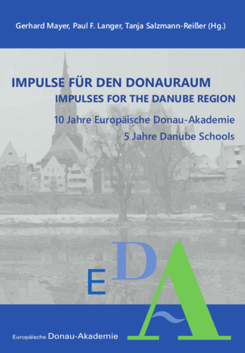 Mayer/Langer/Salzmann-Reißer: Impulse für den Donauraum. Impulses for the Danube Region